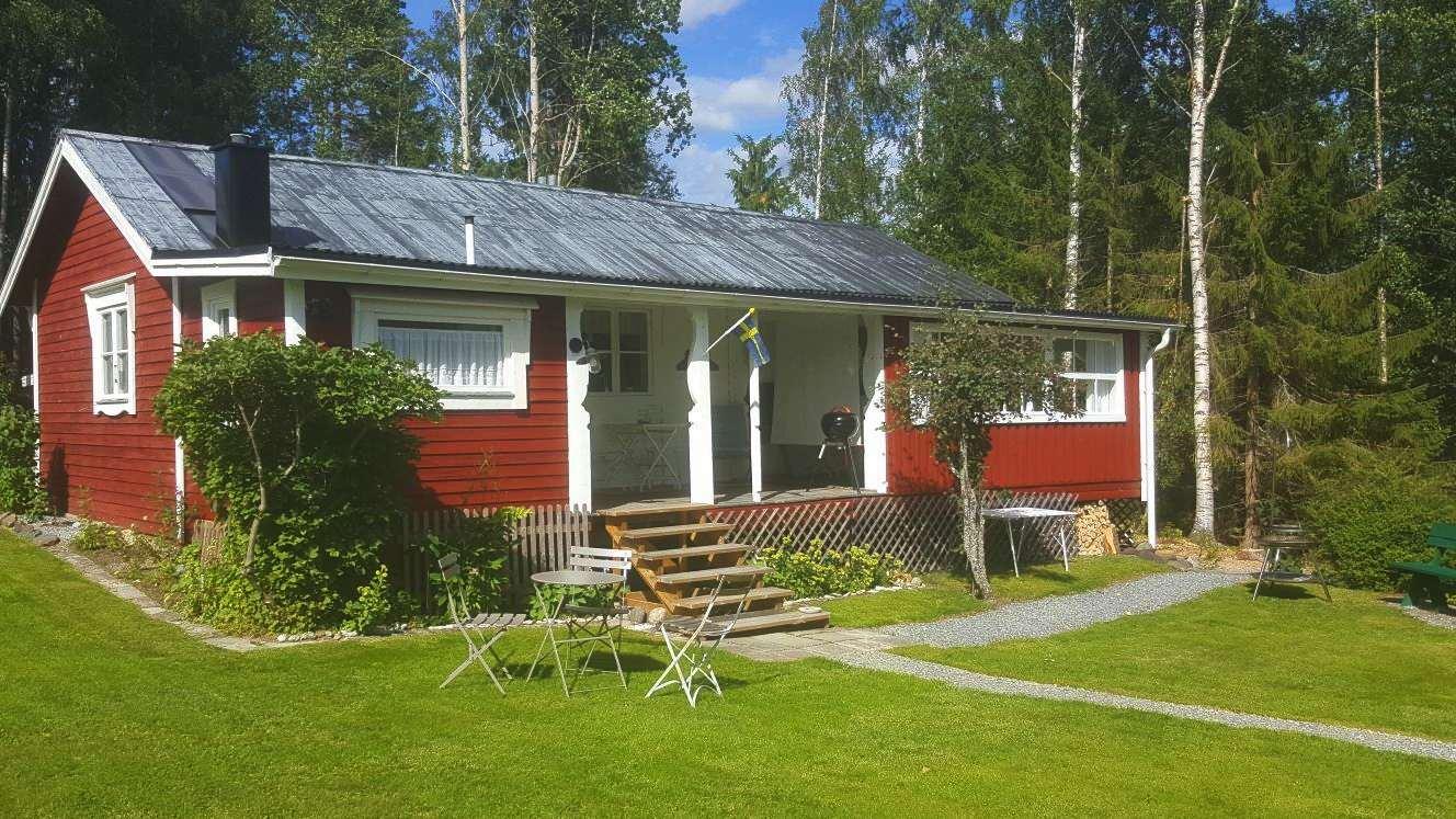 Willkommen im Haus Graninge – Ferienhaus mieten